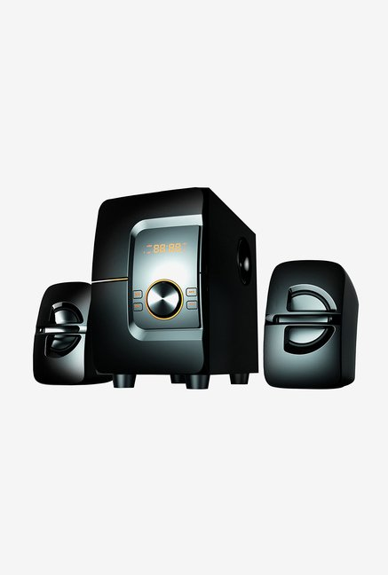 Intex IT-Bang 2.1 SUF 2.1 Computer Speaker (Black)