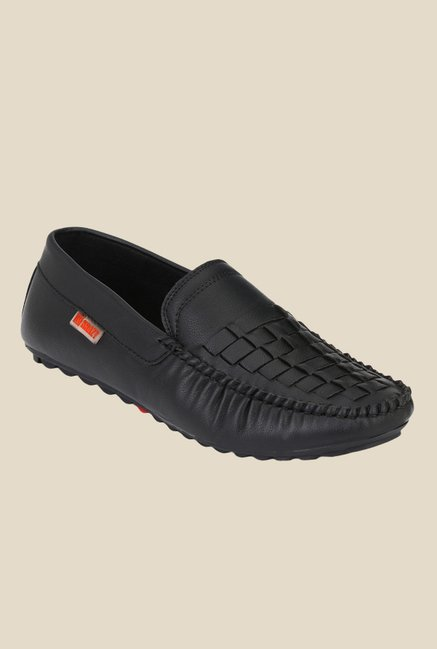 Ruggero Krazy Black Loafers