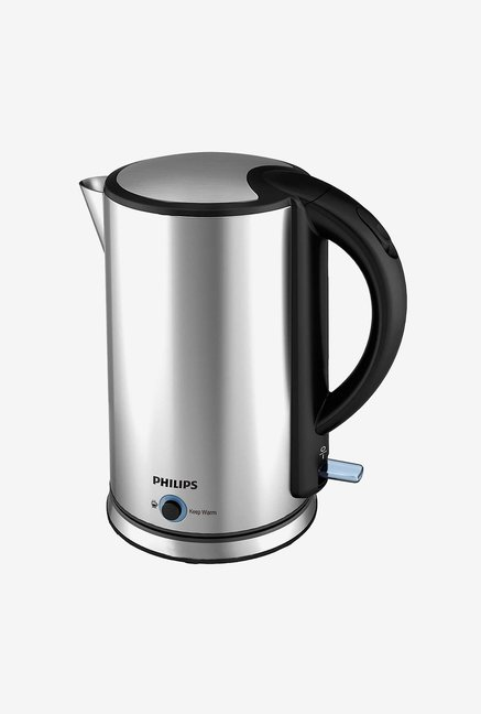 Philips HD9316/06 1.7 L 1800 W Electric Kettle (Silver)