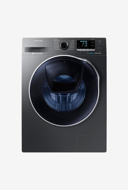 Samsung WD90K6410OX 9/6 Kg Washer Dryer (Inox Grey)