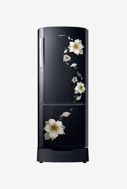 Samsung RR22K287ZB2/NL 212L 5S Refrigerator  Black  available at TatacliQ for Rs.18765