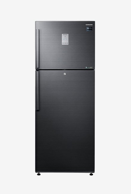 Samsung 478L 3 Star  2019  Frost Free Double Door Refrigerator  Black, RT49K6338BS/TL