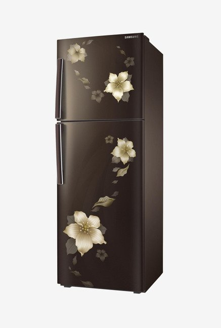 Samsung RT28K3343D2/HL 253L 3S 2-Door Refrigerator (Brown)