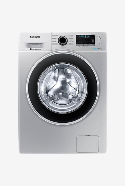 Samsung 8Kg Font Load Fully Automatic Washing Machine (WW80J5410GS/TL)
