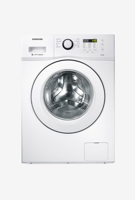 Samsung WF600B0BTWQ/TL 6 Kg Washing Machine (White)