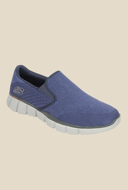 329b753e51113 Buy Skechers Equalizer 2.0 Blue Running Shoes for Men at Best Price @ Tata  CLiQ