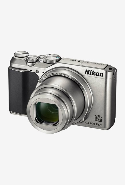 Nikon Coolpix A900 Point & Shoot Camera (Silver)