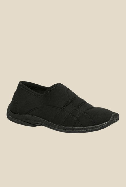 Buy Bata Softy Black Casual Shoes for
