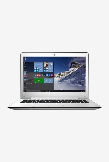"Lenovo Ideapad 500s 80Q30056IN 14"" Notebook(1TB HDD)(Silver)"