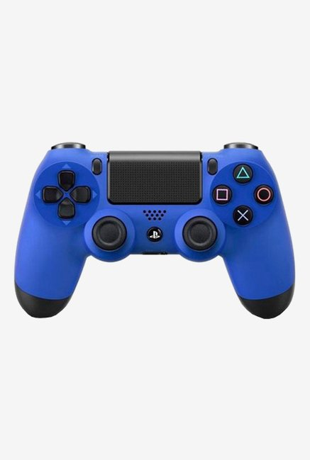 Sony DualShock 4 Wireless Controller Gamepad (Wave Blue)