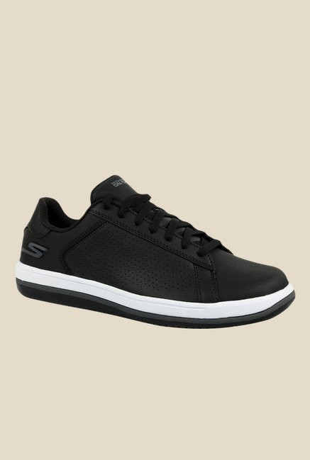 7008ab71614 Buy Skechers On The Go Element Black Running Shoes for Men at Best Price   Tata  CLiQ