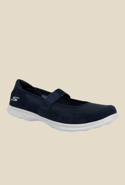 Best Women Step Navy Buy Snap For Shoes Go Running Price Skechers At wN8mOvn0