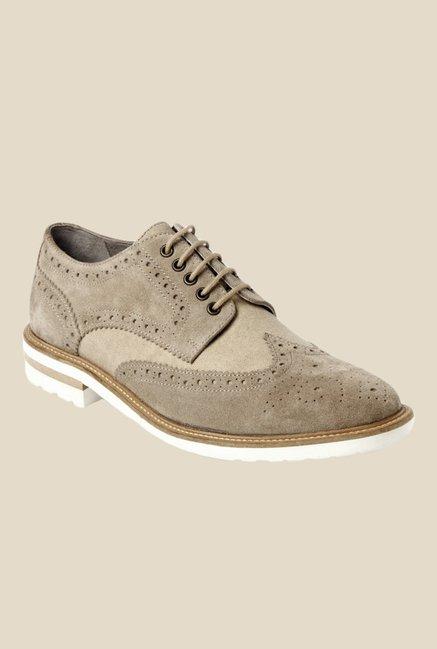 Toni Rossi Rodney Sand Brogue Shoes