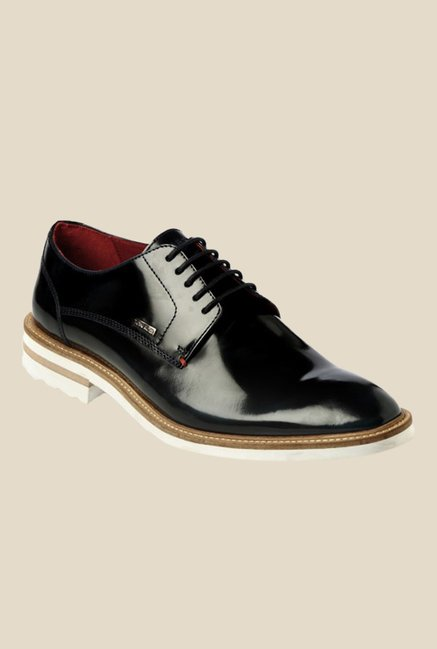 Toni Rossi Elroy Navy Derby Shoes