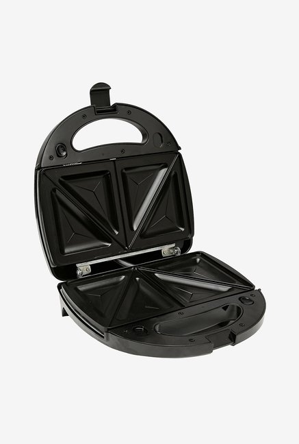 Orbit Elda 750 W 2 in 1 Sandwich Maker (Black)