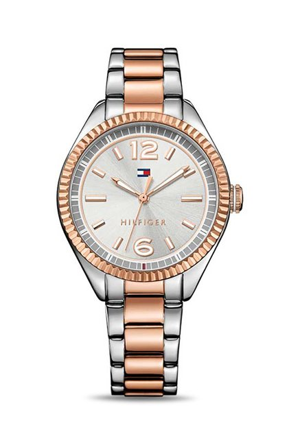Tommy Hilfiger NATH1781148J Chrissy Analog Watch For Women