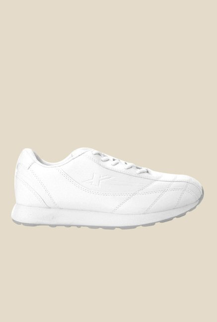 Buy Sparx White Running Shoes for Men