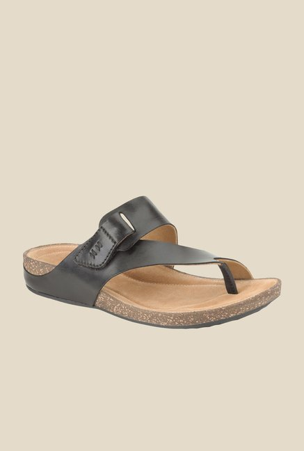 06cfbd2d8 Buy Clarks Perri Coast Black Wedges for Women at Best Price   Tata CLiQ