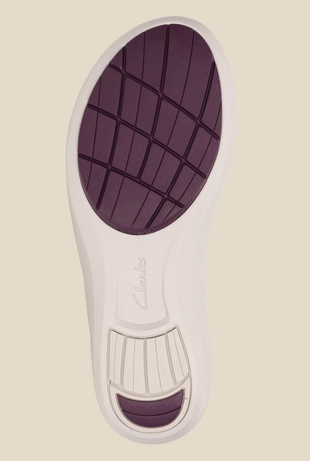 c9bbd06623b Buy Clarks Wave Bright Purple Wedges for Women at Best Price   Tata CLiQ