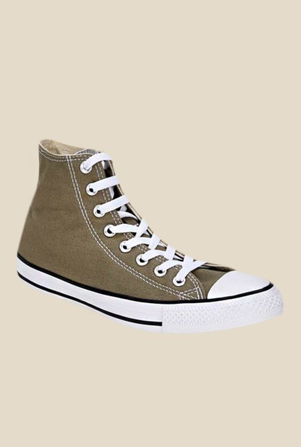 97bb1649277c Buy Converse High Top Khaki Sneakers for Men at Best Price   Tata ...