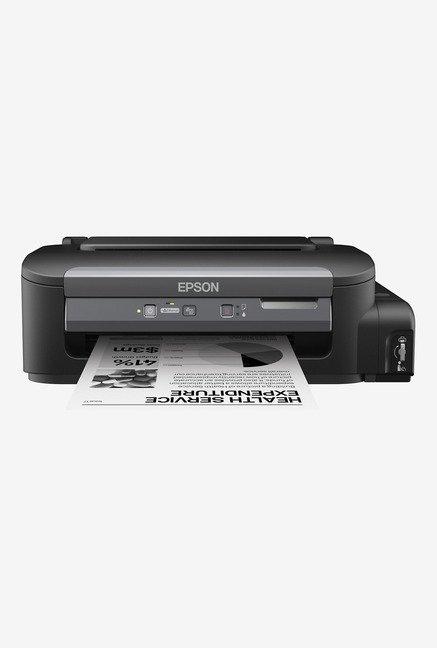 Epson M100 34ppm Monochrome Inkjet Printer  Black