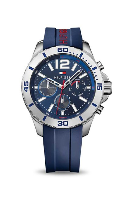 Tommy Hilfiger NATH1791142J Nolan Analog Watch for Men