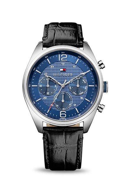 Tommy Hilfiger NATH1791182J Corbin Blue Analog Men's Watch (NATH1791182J)