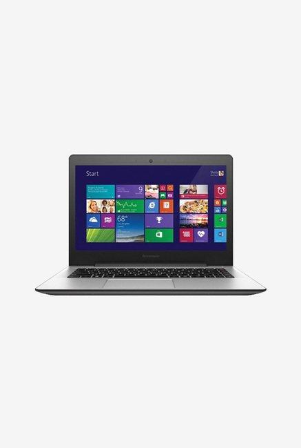 Lenovo U41-70 Core i7 5th Gen - (4 GB/1 TB HDD/8 GB SSD/Windows 8 Pro/2 GB Graphics) U41-70 Notebook(14 inch, SIlver) U41
