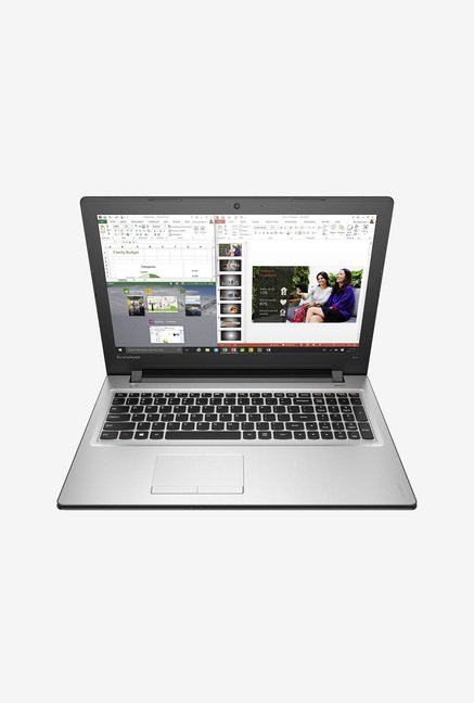 Lenovo IdeaPad 300 Core i7 6th Gen - (8 GB/1 TB HDD/Windows 10 Home/2 GB Graphics) 300-15ISK Notebook(15.6 inch, Silver, 2.3 kg) Ideapad