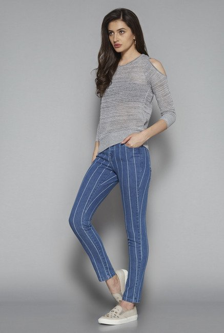 Nuon by Westside Blue Linsy Jeans