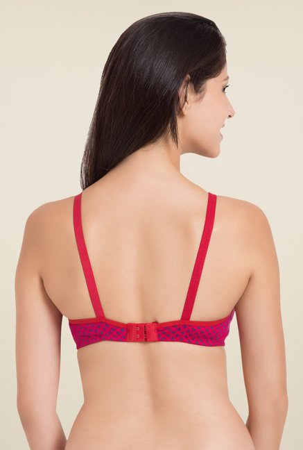 Souminie Pink Non Padded Bra