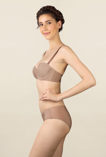 Triumph Brown Padded Bra