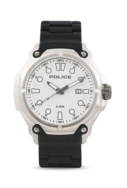 Police PL13939JS04AJ Protector Analog Watch for Men