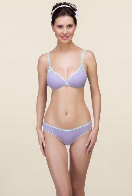 cd6177c002 Buy Inner Sense Lavender Non Padded Bra for Women Online   Tata ...