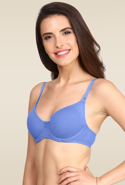 Jockey Iris Blue T-Shirt Bra - 1245