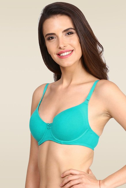 Jockey Teal T-Shirt Bra - 1245