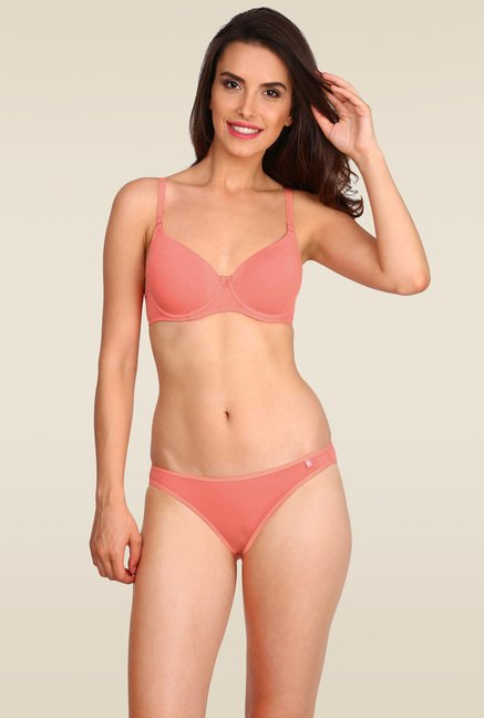 Jockey Peach Blossom T-Shirt Bra - 1245