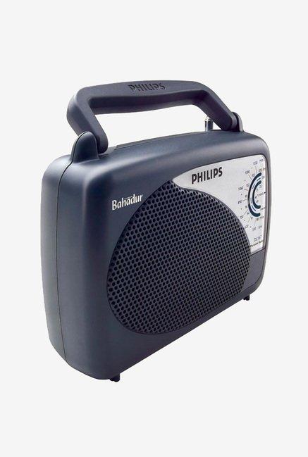 fb1fbd8d6 Buy Philips Bahadur DL167 FM Radio (Black) Online at best price at TataCLiQ