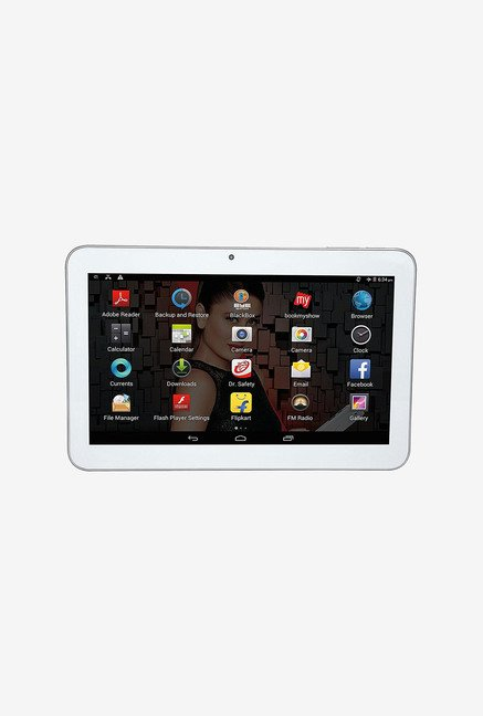 iBall Slide 1026-Q18 Tablet (8 GB, Voice Calling) White