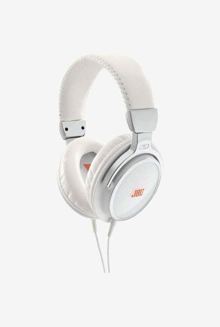 JBL C700SI Wired Stereo Over the Ear Headphone  White