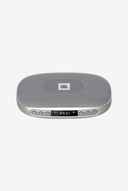 JBL Tune Portable Bluetooth Speaker (Silver)