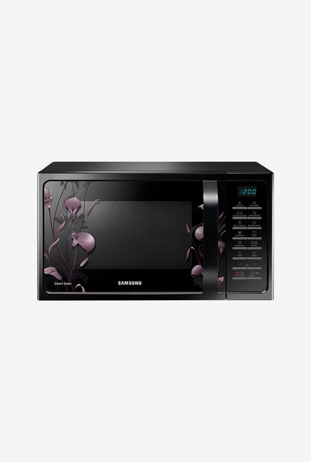 Samsung MC28H5025VL/TL 28L Convection Microwave Oven (Black)
