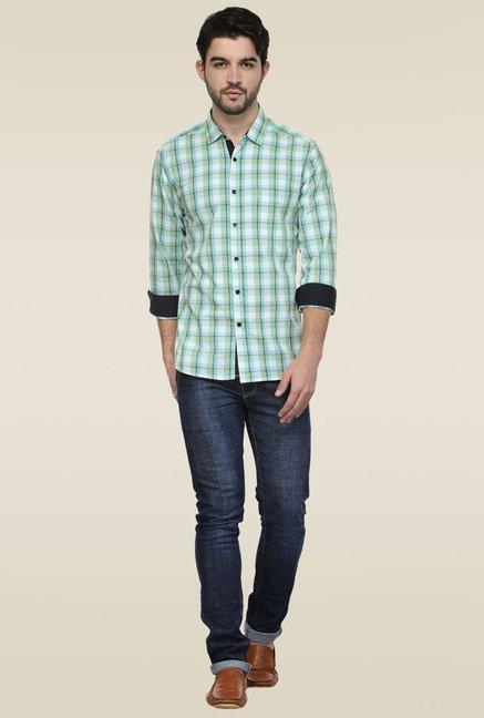 Ishwa Multicolor Checkered Shirt