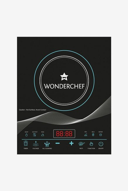 Wonderchef WCF-C12 2000 W Induction Plate (Black)