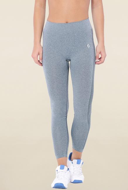 C9 Seamless Grey Textured Leggings