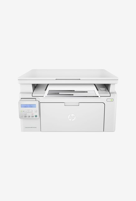 HP LaserJet Pro MFP M132nw Multifunction Printer  White