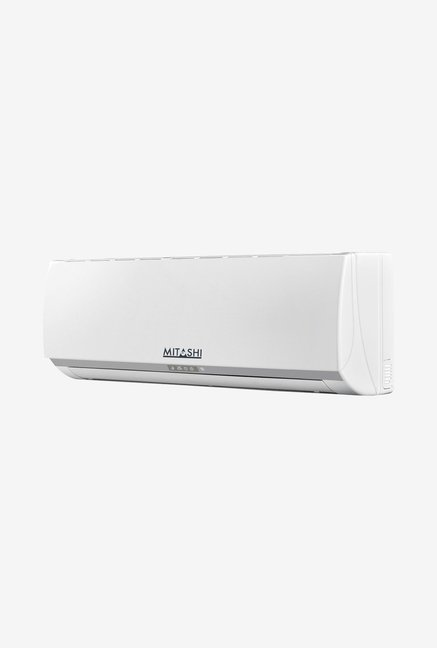 Mitashi MiSAC153v12 1.5 Ton 3 Star (BEE Rating 2017) Split AC (White)