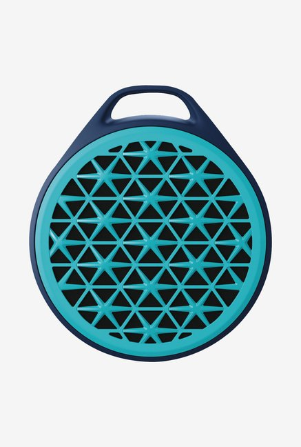 Logitech X50 Wireless Mobile Bluetooth Speaker (Blue)