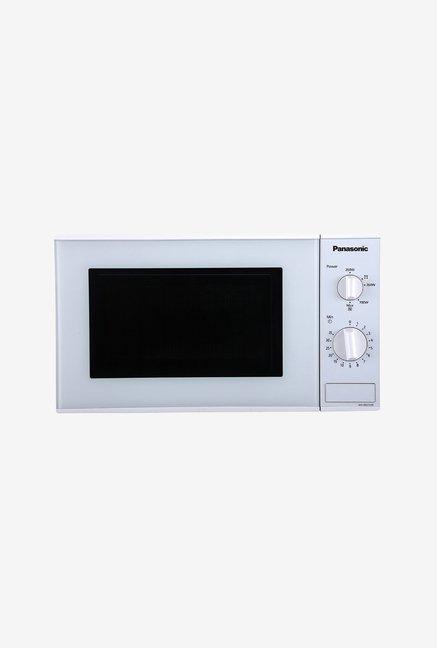 Panasonic NN-SM255WFDG 20 L Solo Microwave (White)