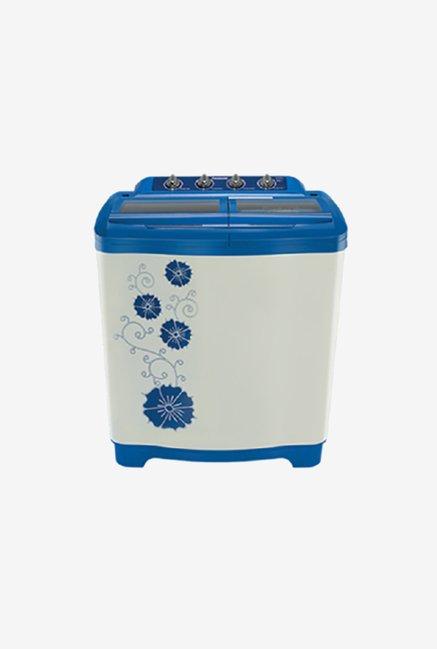 Panasonic NA-W80B2ARB 8 kg TL Washing Machine (White/Blue)